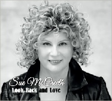 Sue McCreeth Look Back and Love CD